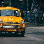 Stara taksówka
