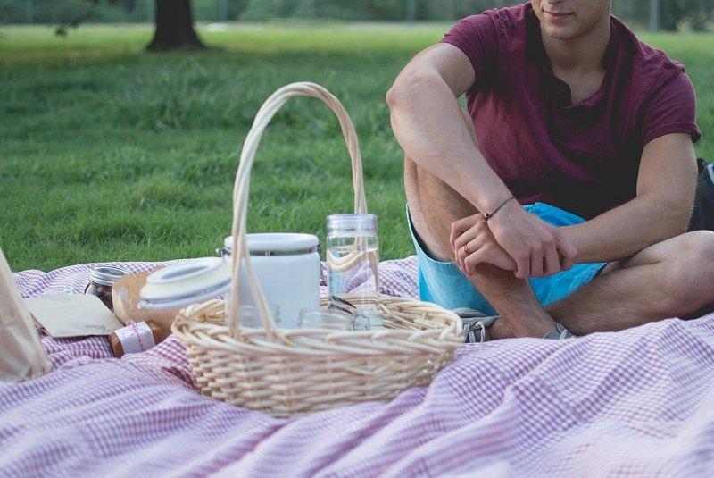 Piknik w czasie majówki