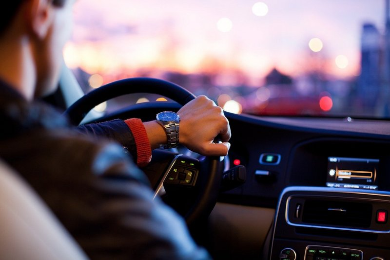Kierowca taksówki